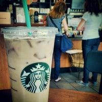 Photo taken at Starbucks by Marcus J. on 10/6/2012