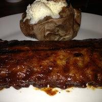 Photo taken at Stoney River Legendary Steaks by Neeka J. on 4/21/2013
