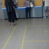 Photo taken at Banco do Brasil by Webston I. on 10/5/2012