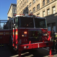 Photo taken at New York City Fire Museum by Warren C. on 12/6/2015