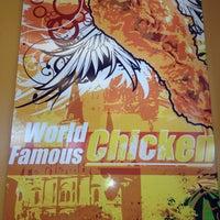 Photo taken at Popeyes Chicken by Sean B. on 9/26/2013