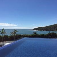 Photo taken at Reserva Praia Hotel by Thuana M. on 3/4/2016