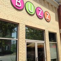 Photo taken at Buzz Bakeshop by David ⚡. on 7/14/2013
