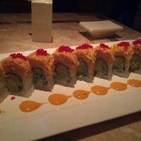 Photo taken at Hane Sushi by Jinni on 2/26/2013