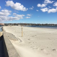 Photo taken at First Beach by Michael D. on 11/4/2016