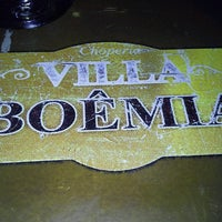 Photo taken at Villa Boêmia by welismar a. on 5/5/2013