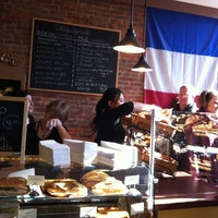 Photo taken at La Gourmandine Bakery by Amy S. on 3/23/2013