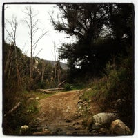 Photo taken at Gabrielino Trail Head by Mary S. on 2/11/2013