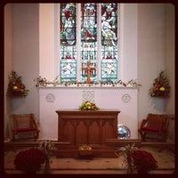 Photo taken at St Mary's Church by Victor F. on 10/14/2012