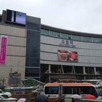 Photo taken at Suwon Stn. by 宇和島研究 on 5/10/2013