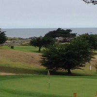 Photo taken at Pacific Grove Golf Links by Greg J. on 7/12/2014