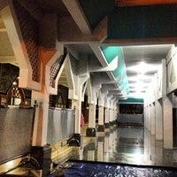 Photo taken at Masjid Raya Al-Musyawarah by Samsul H. on 7/24/2013