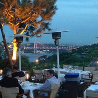 Photo taken at Sunset Grill & Bar by Gulsah Y. on 5/28/2013
