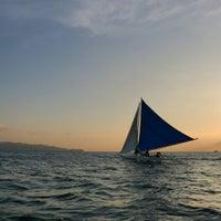 Photo taken at Paraw Sailing by Alexander K. on 2/25/2015