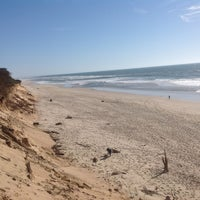 Photo taken at Praia De Maceda by Ricardo D. on 4/21/2013