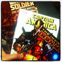 Photo taken at Mile High Comics by Christine M. on 10/27/2012