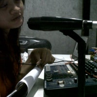Photo taken at Radio CNL FM 95,1 Mhz by Widya S. on 3/25/2013