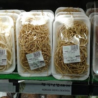 Photo taken at H Mart by Miguel F. on 3/1/2014