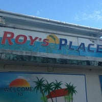Photo taken at Roy's Bayside Grill by Bonnie R. on 4/16/2013