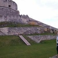 Photo taken at Castel Beseno by Glorya S. on 4/1/2013