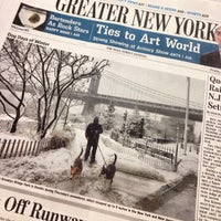 Photo taken at The Wall Street Journal by Andrew L. on 3/6/2015