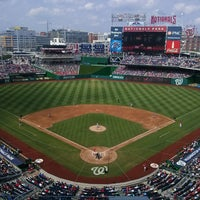 Photo taken at Nationals Park by Jim M. on 8/6/2013