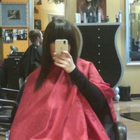Photo taken at Addy for Hair by Elfowo :. on 12/21/2012