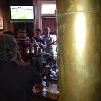 Photo taken at Nodding Head Brewery & Restaurant by John on 7/13/2013