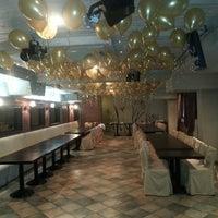 "Photo taken at Ресторан ""Строгинская Гавань"" by BanketDecor on 9/17/2013"