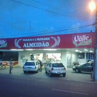 Photo taken at Padaria e Pastelaria Almeidão by Adriano P. on 4/18/2013