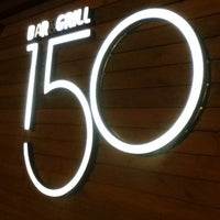 Photo taken at 150 Bar & Grill by Тоша🍺 К. on 3/18/2013