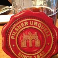 Photo taken at Pilsner Urquell / Пилзнер by Dmitry B. on 7/17/2013