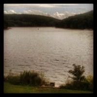 Photo taken at Deep Creek Lake by Joey on 9/3/2012
