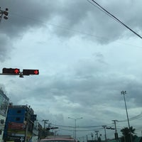 Photo taken at Lam Kralok Intersection by Pola S. on 8/19/2016