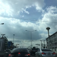 Photo taken at Lam Kralok Intersection by Pola S. on 10/21/2016