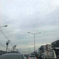 Photo taken at Lam Kralok Intersection by Pola S. on 8/24/2016