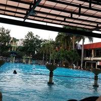 Photo taken at Graha Residence Swimming Pool by Florentina S. on 7/19/2013