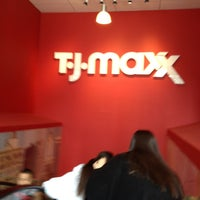 Photo taken at T.J. Maxx by Walkiria R. on 4/20/2013