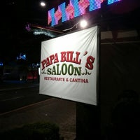 Photo taken at Papa Bill's Saloon by Omar V. on 6/19/2013