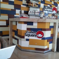 Photo taken at Coffee Square by Carlos V. on 5/12/2013