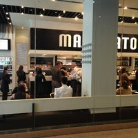 Photo taken at Macchiato Espresso Bar by Brian A. on 5/15/2013