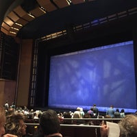 Photo taken at John F. Kennedy Center Eisenhower Theatre by Pepe M. on 3/25/2016