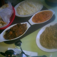 Photo taken at Curry In A Hurry by East Village Eats on 11/6/2012