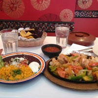 Photo taken at Sombrero Mexican Restaurant by Galina D. on 4/28/2013