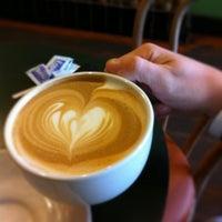 Photo taken at Spike's Coffee & Tea by Jonatan C. on 10/8/2011