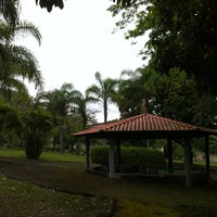 Photo taken at Centro de Espiritualidade Maria Mãe da Vida (Joari) by Jefferson M. on 11/19/2011