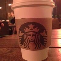 Photo taken at Starbucks by Murat A. on 2/13/2012