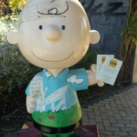 Photo taken at Charles M. Schulz Museum & Research Center by Rob N. on 10/22/2011