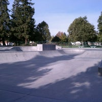 Photo taken at Sunnyvale Skate Park by beno h. on 10/3/2011