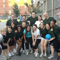 Photo taken at NYCSSC Kickball - Courts A & B by Brandy G. on 6/20/2013